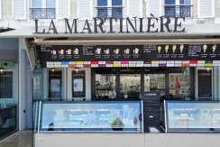 La Martinière -Ice cream