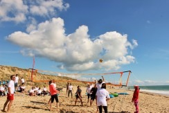 VOLLEY sport journée